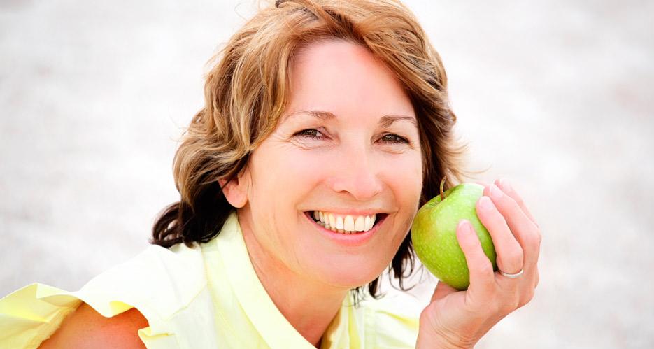 La masticación es la principal función de los dientes